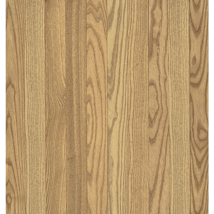 Bruce America's Best Choice 2.25-in Natural Solid Oak Hardwood Flooring (20-sq ft)