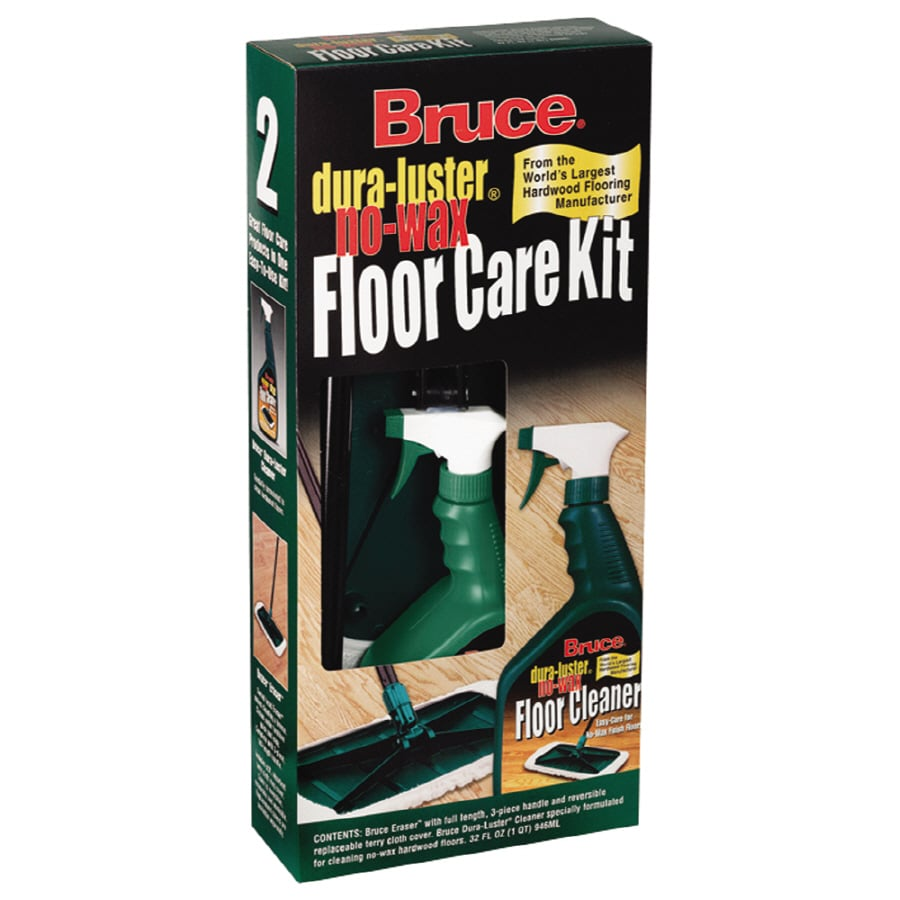 Bruce Cleaner And Mop Floor Care Kit At Lowes Com