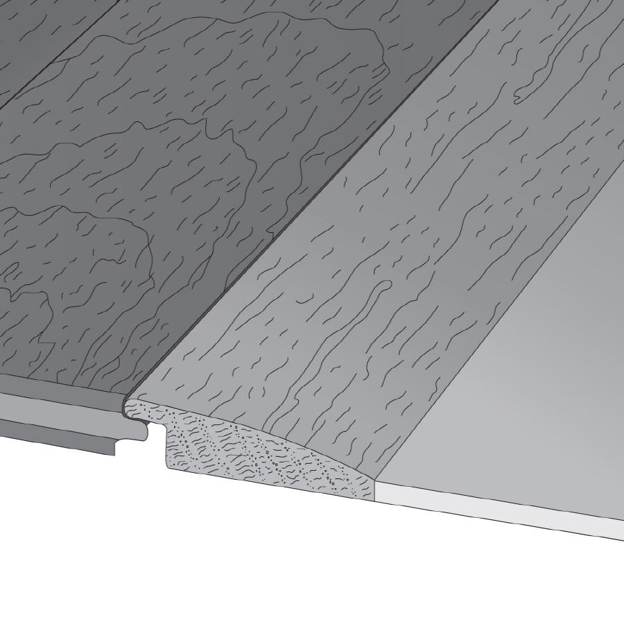 Bruce 1.5-in x 78-in Oak Reducer Floor Moulding