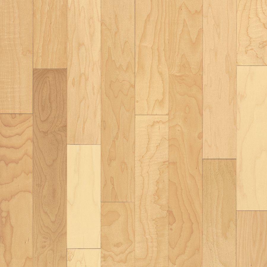 Bruce Kennedale 3.25-in Natural Solid Maple Hardwood Flooring (22-sq ft)