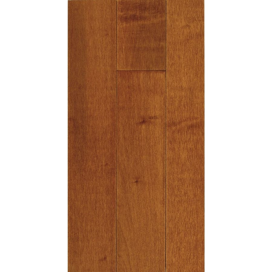 Shop Bruce Kennedale 3.25-in Cinnamon Maple Solid Hardwood