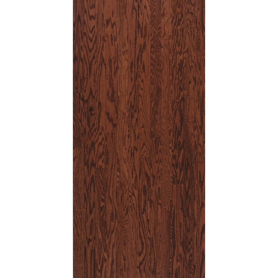 Shop bruce turlington 3 in cherry oak engineered hardwood for Bruce hardwood flooring