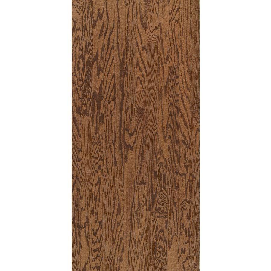Bruce Annadale Turlington American Exotics 3-in W Prefinished Oak Engineered Hardwood Flooring (Woodstock)