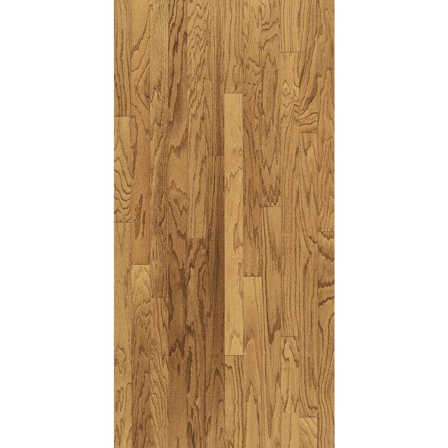 Bruce Annadale Turlington American Exotics 3-in W Prefinished Oak Engineered Hardwood Flooring (Harvest)