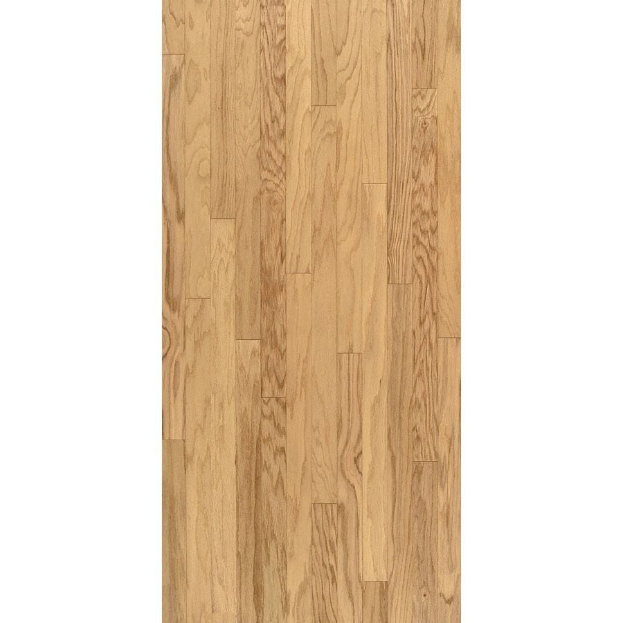 Bruce Annadale Turlington American Exotics 5-in W Prefinished Oak Engineered Hardwood Flooring (Natural)