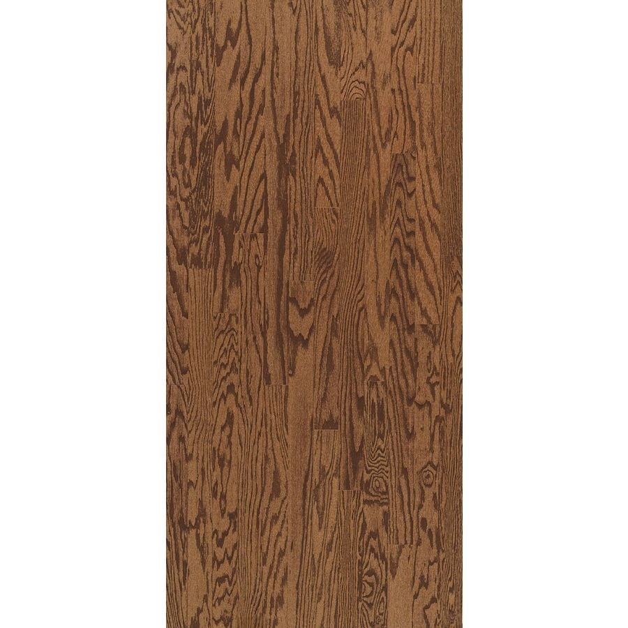 Bruce Annadale Turlington American Exotics 5-in W Prefinished Oak Engineered Hardwood Flooring (Woodstock)