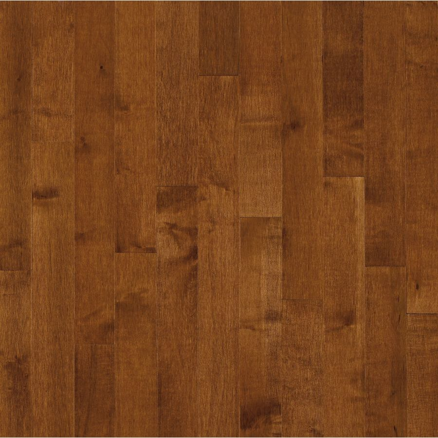 Bruce Beltsville Strip 2.25-in W Prefinished Maple Hardwood Flooring (Sumatra)