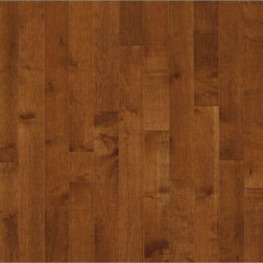 Bruce Kennedale Prestige Plank 3.25-in W Prefinished Maple Hardwood Flooring (Sumatra)