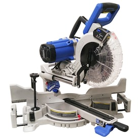 Kobalt 10-in 15-Amp Dual Bevel Sliding Compound Miter Saw