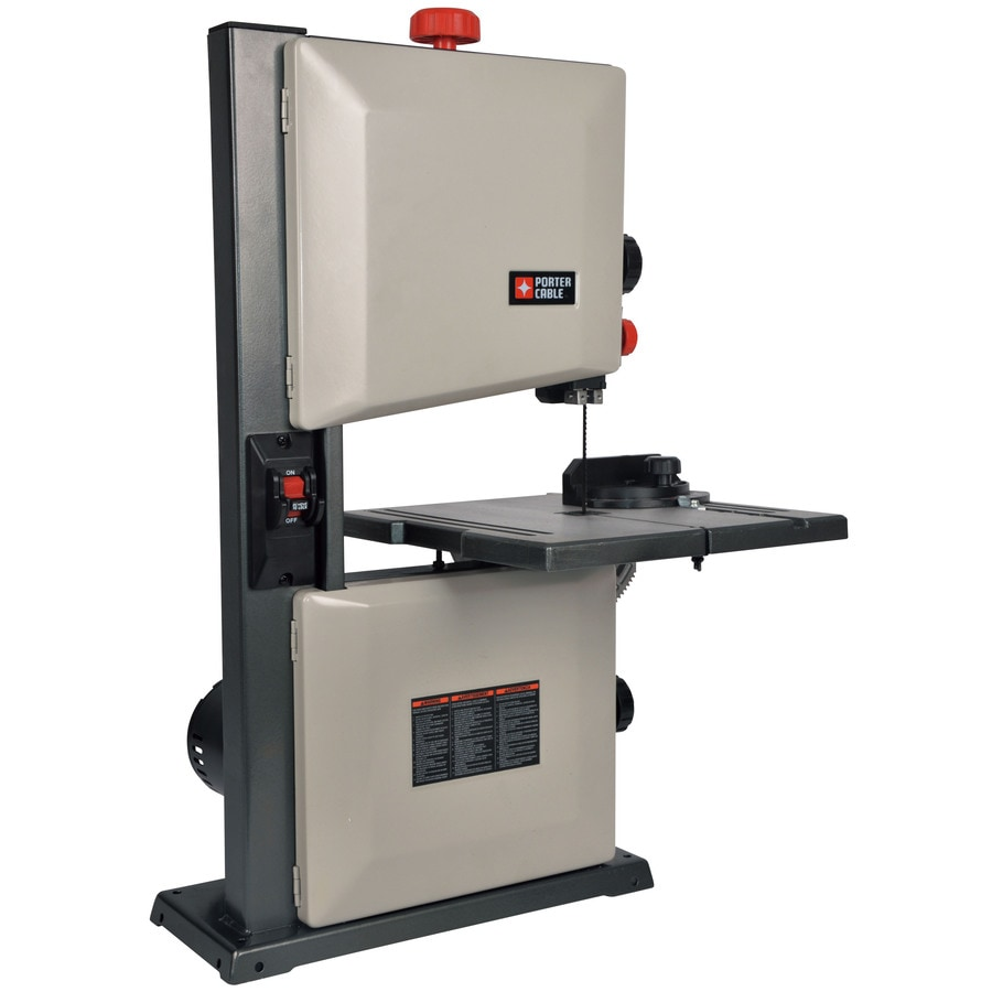 Shop Porter Cable 9 In 2 5 Amp Stationary Band Saw At