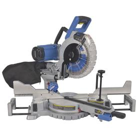 Kobalt 10-in 15-Amp Dual Bevel Sliding Laser Compound Miter Saw