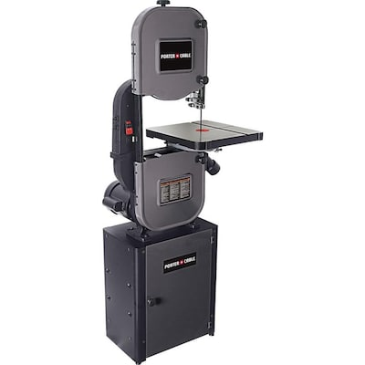 Porter Cable 13 625 In 10 Amp Stationary Band Saw At Lowes Com
