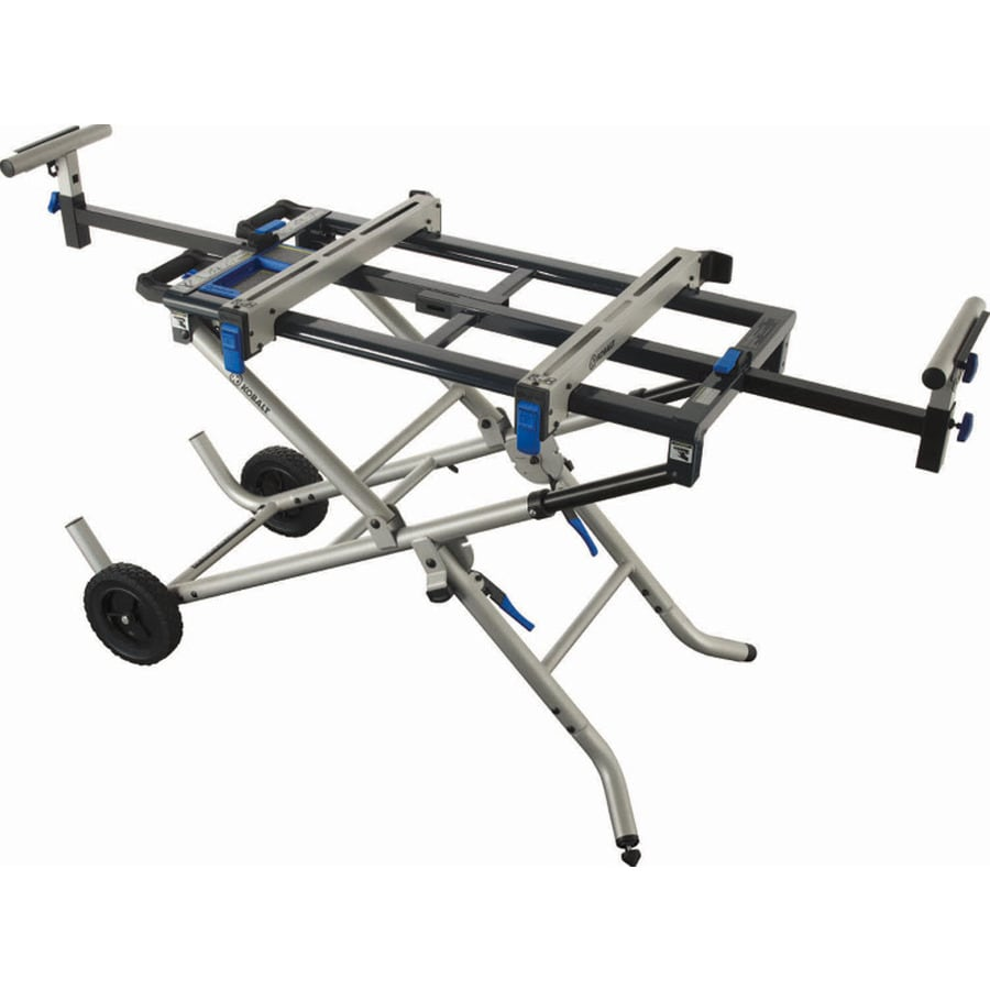 Shop Kobalt Mobile Miter Saw Stand At