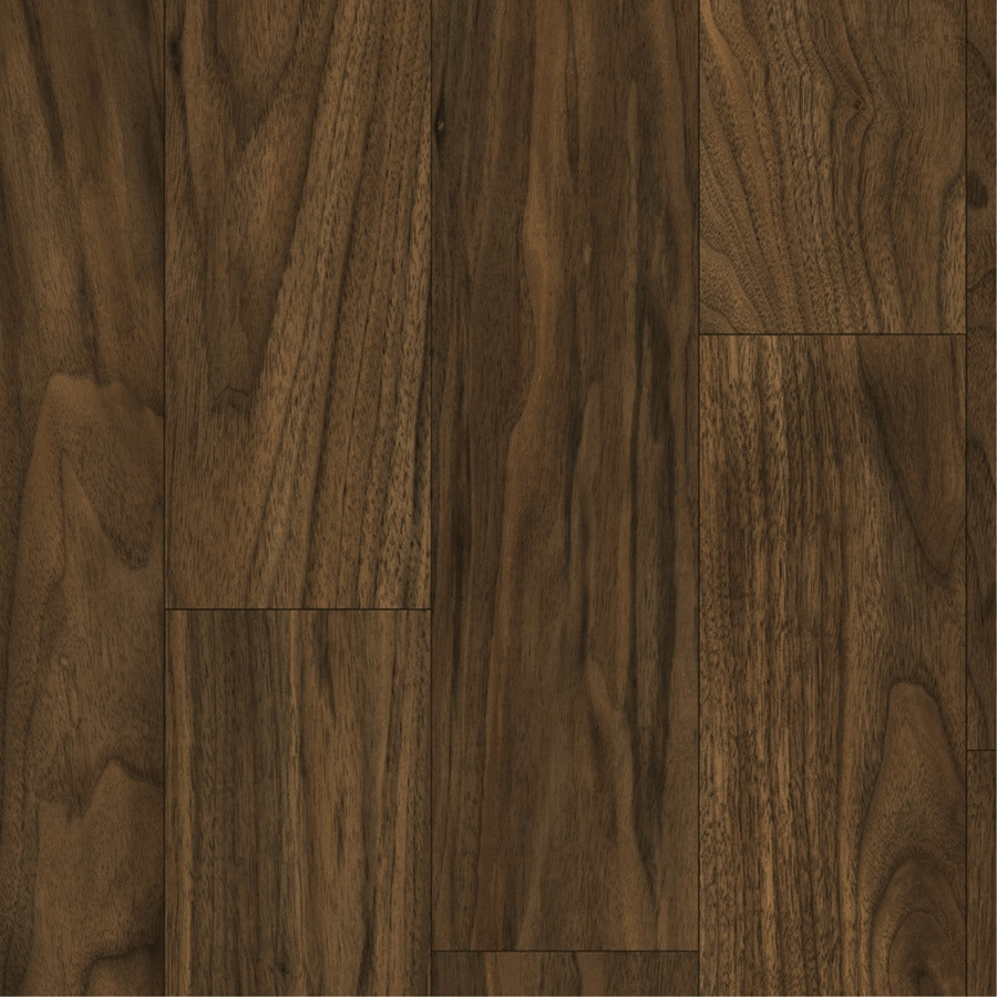 Tarkett Lifetime 12-ft W Coffee Brown Wood-Look Low-Gloss Finish Sheet Vinyl