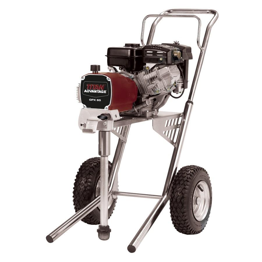 TITAN Advantage GPX 85 Gas Gas Stationary Airless Paint Sprayer