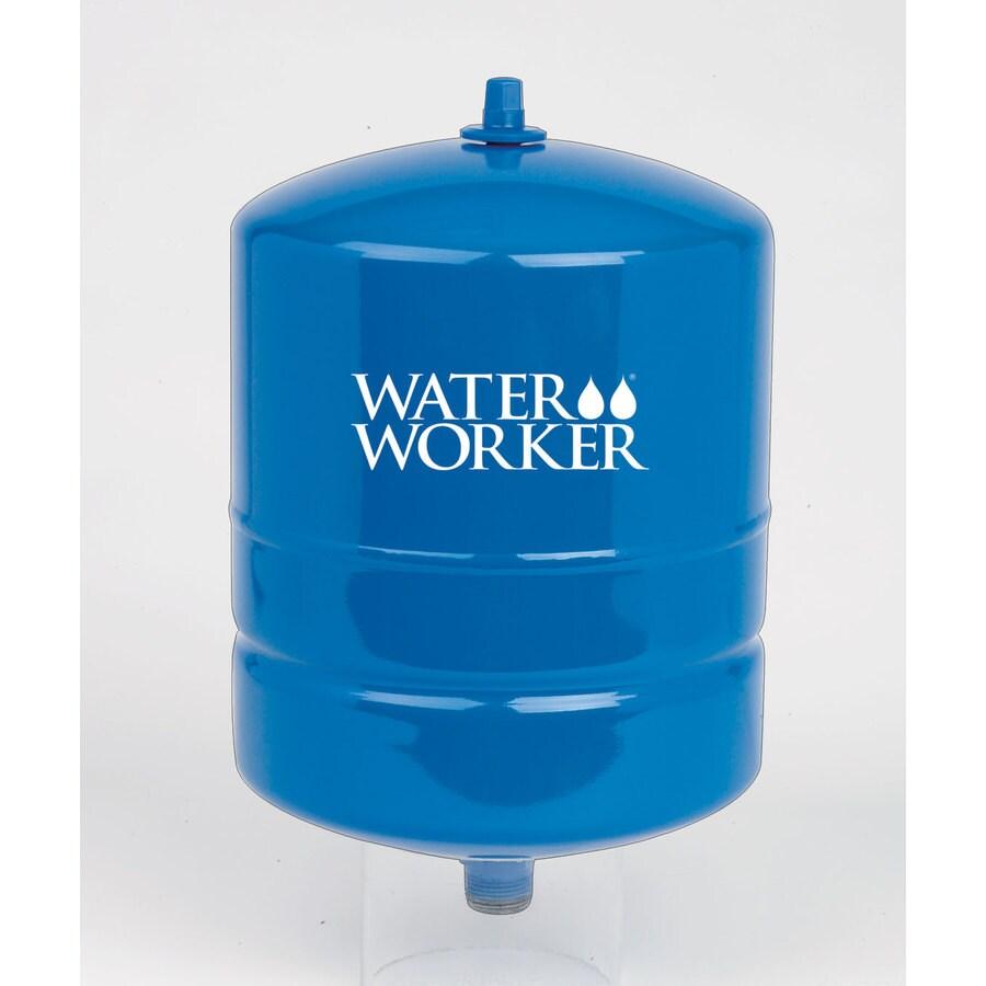 Water Worker 4-3/8-Gallon Vertical Pressure Tank