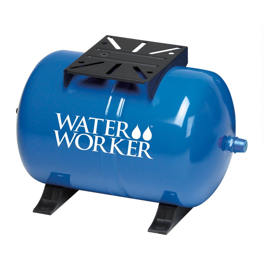 Water Worker 6-Gallon Horizontal Pressure Tank