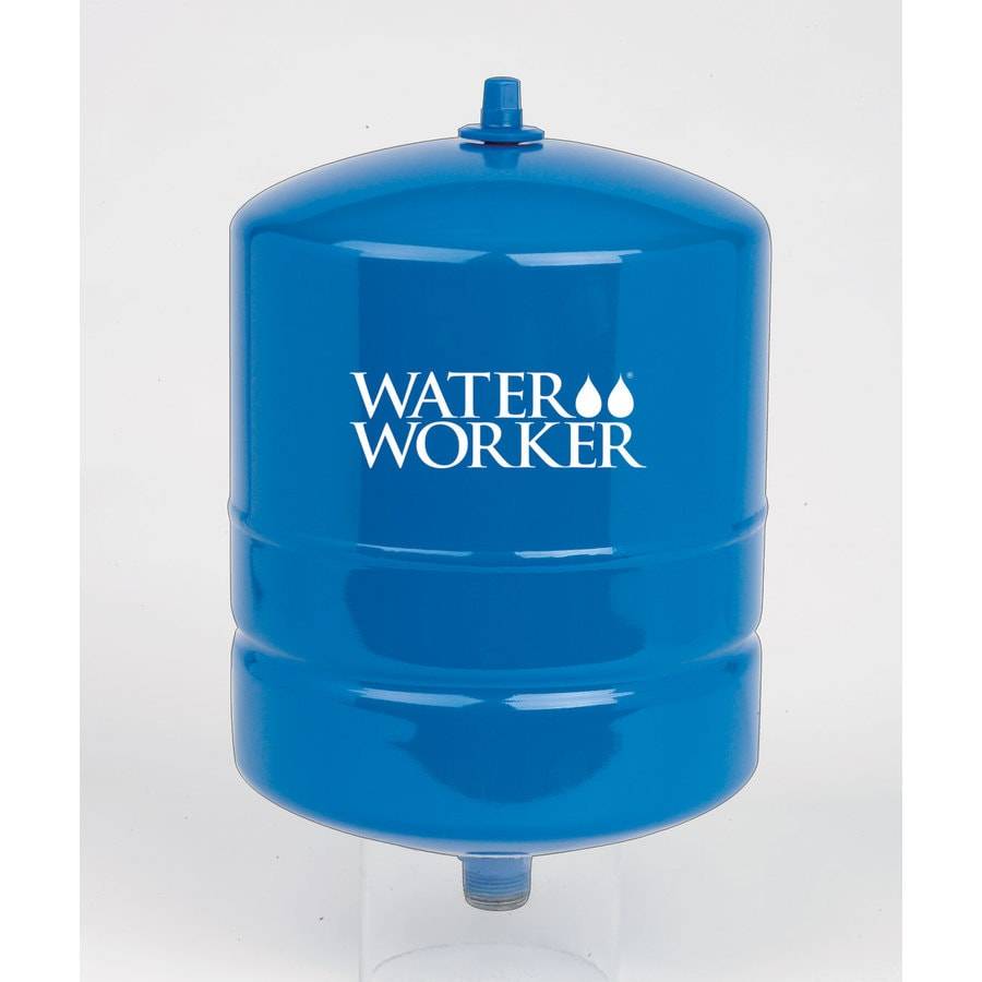 Water Worker 7-5/8-Gallon Vertical Pressure Tank