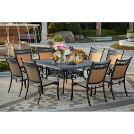 Cool Darlee Patio Furniture Sets At Lowes Com Interior Design Ideas Inesswwsoteloinfo