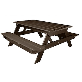 Super Picnic Tables At Lowes Com Download Free Architecture Designs Pushbritishbridgeorg