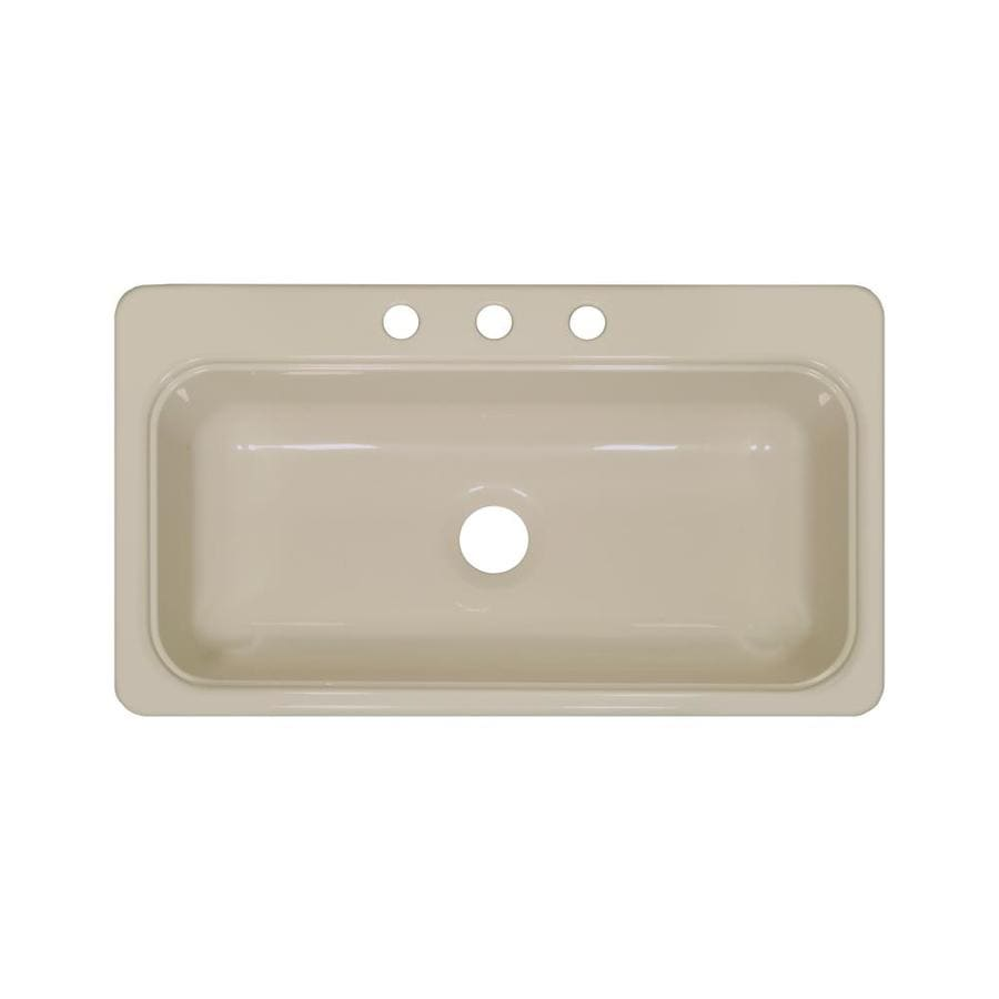 ... or Undermount 3-Hole Commercial/Residential Kitchen Sink at Lowes.com