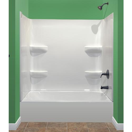 Piece Bathtub Shower Kit