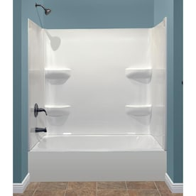 Bathtub Shower Kits At Lowes
