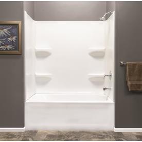 shop bathtub shower kits at lowes com