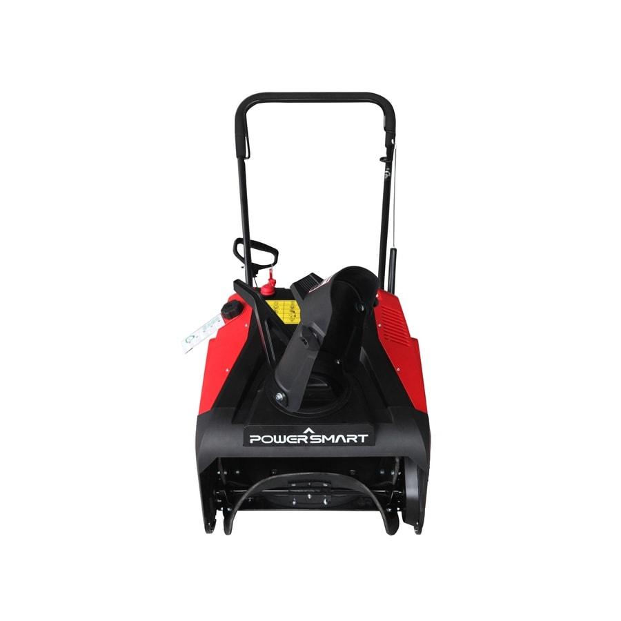 Power Smart Snow Blower : Shop power smart cc in single stage pull start gas