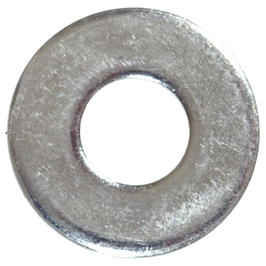 The Hillman Group 60-Count #12 x 9/16-in Zinc-Plated Standard (SAE) Flat Washers