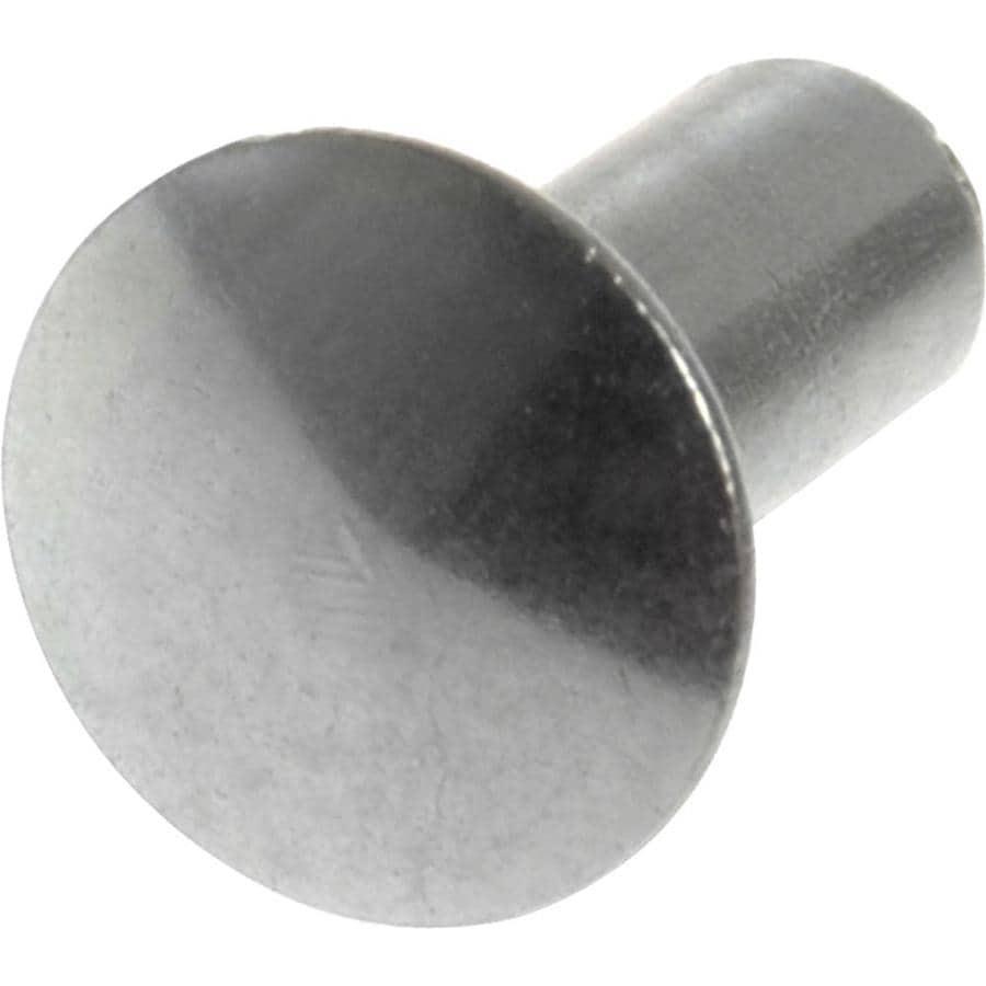 Hillman 36-Pack 3/16-in Steel Rivets