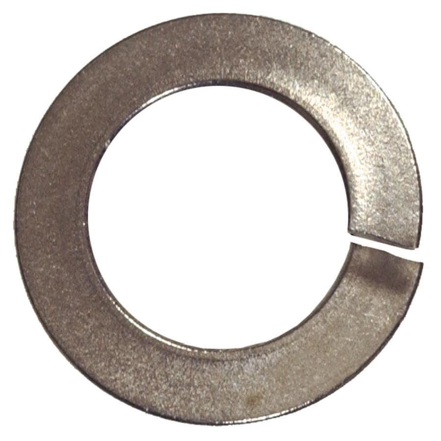 Hillman 50-Count #4 Standard (SAE) Split Lock Washers