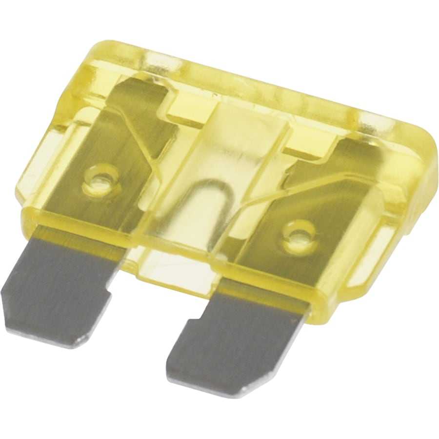 The Hillman Group 15-Pack 20-Amp Fast Acting Auto Fuse