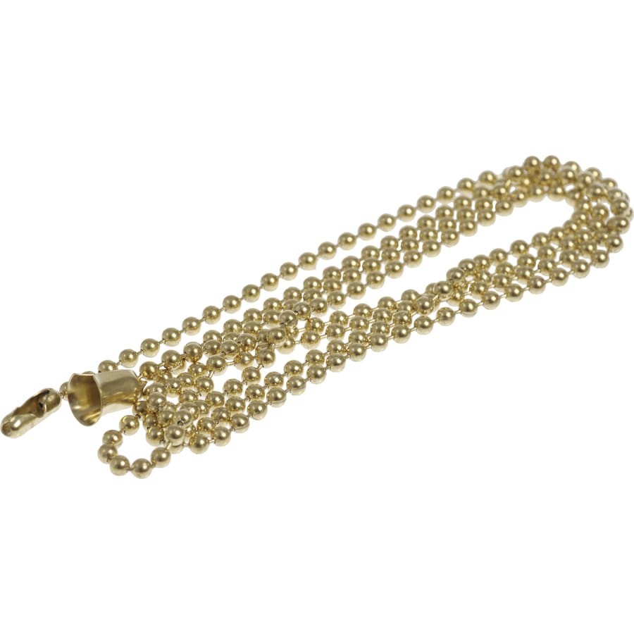 Hillman 3-Pack Brass Plated Metal Pull Chains