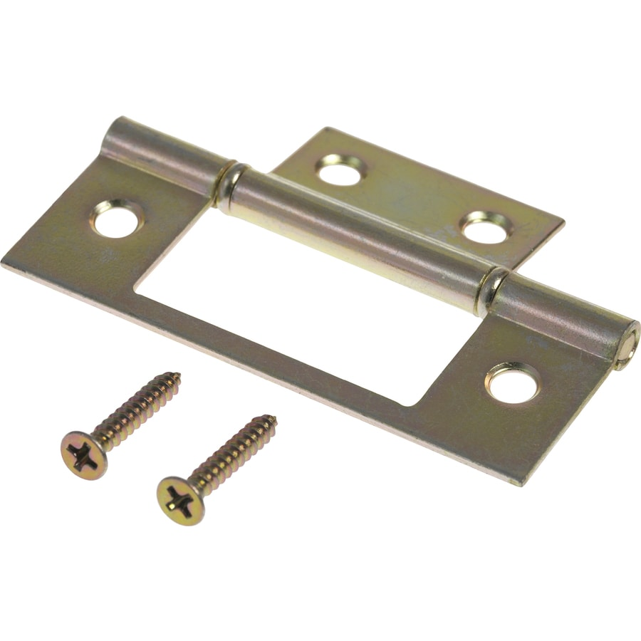 Hillman 5-Pack Polished Brass Bifold Closet Door Hinges