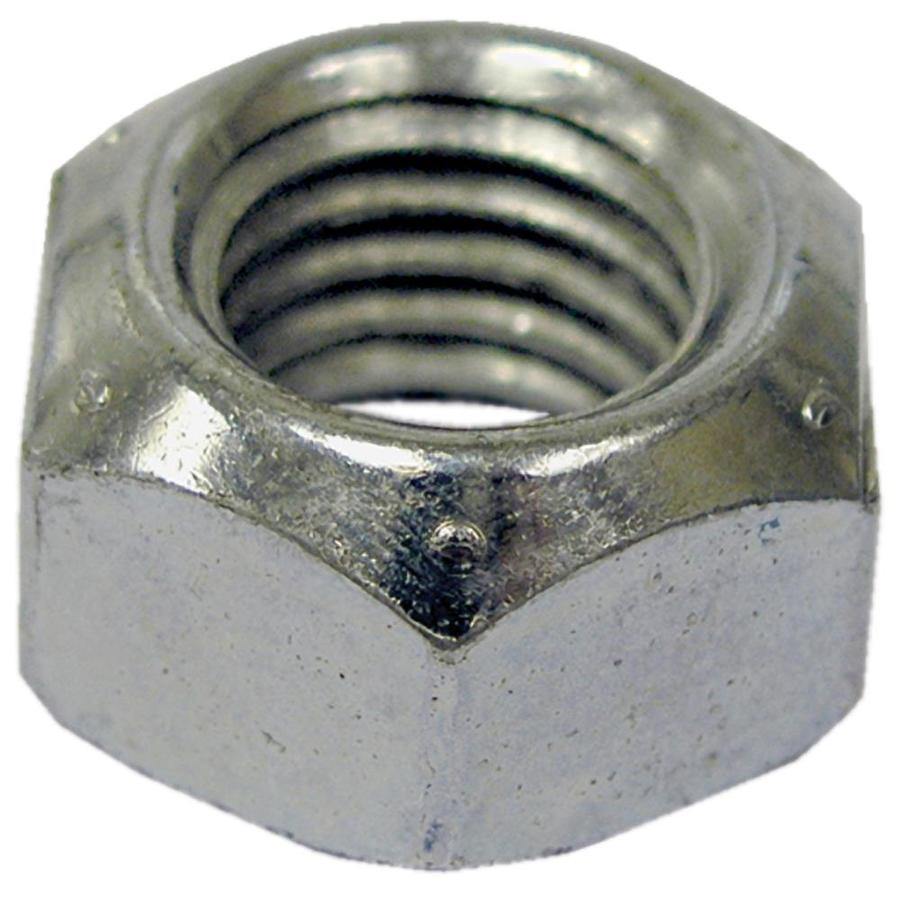 The Hillman Group 20-Count 3/4-in Zinc-Plated Standard (SAE) All Metal Lock Nuts