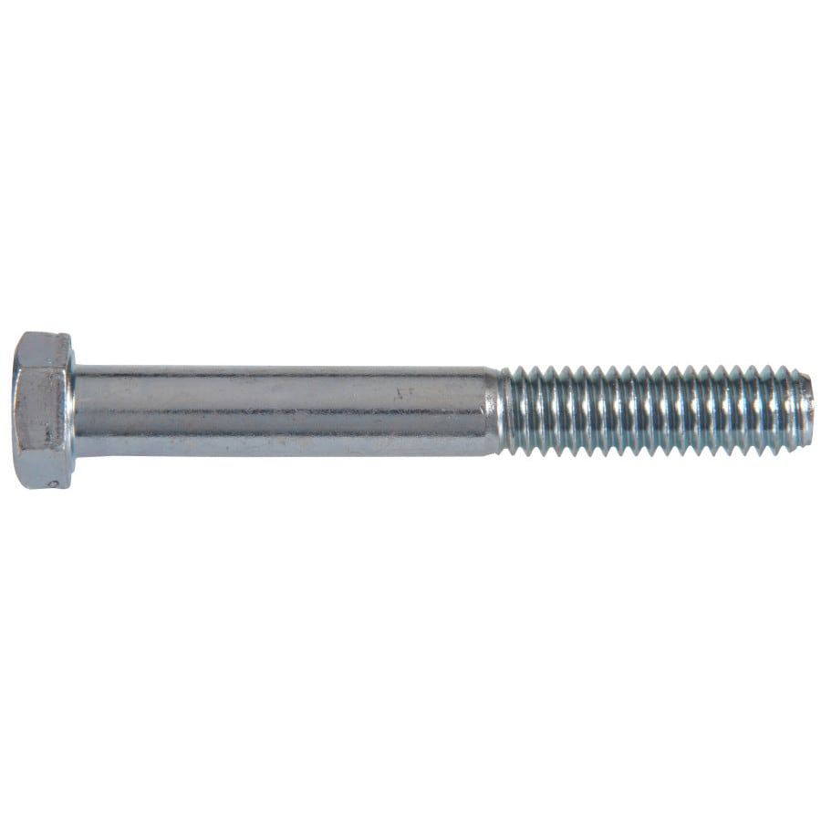 Hillman 25-Count 7/16-in x 5-in Zinc-plated Standard (SAE) Hex Bolt