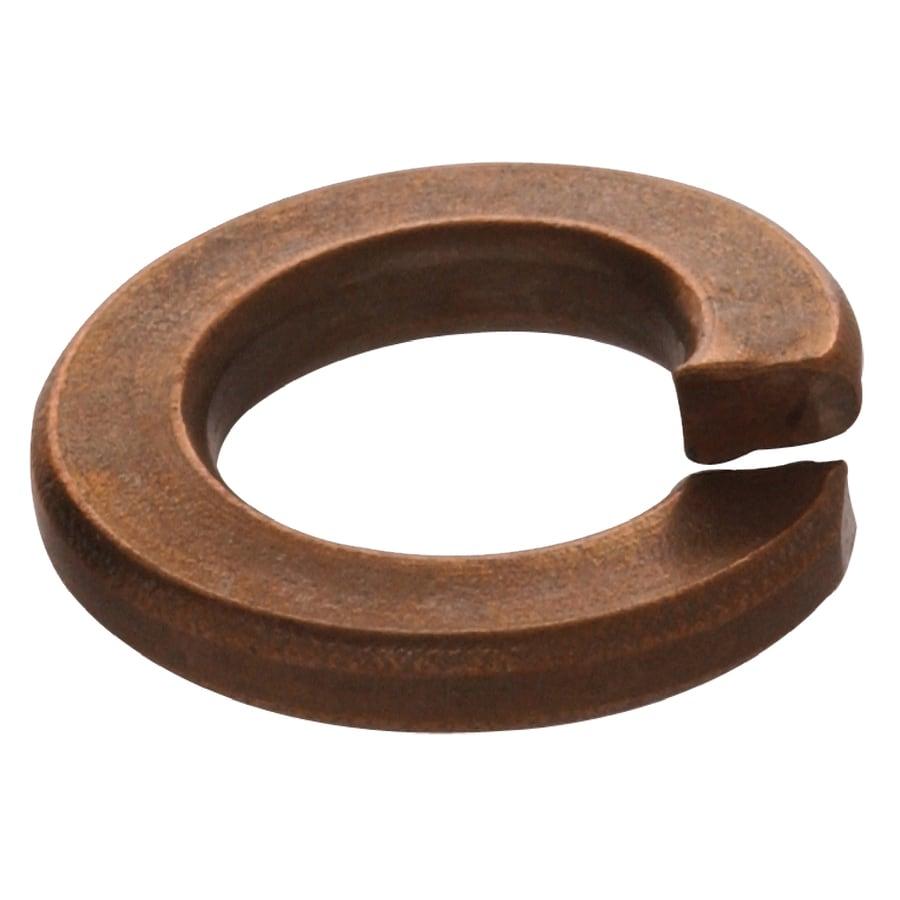 Hillman 100-Count 1/4-in Standard (SAE) Split Lock Washers