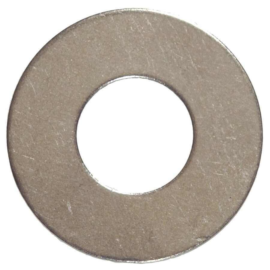 Hillman 100-Count #2 Stainless Steel Standard (SAE) Flat Washers