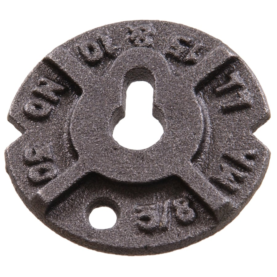 The Hillman Group 5-lb 1-in Plain Steel Standard (SAE) Malleable Washers