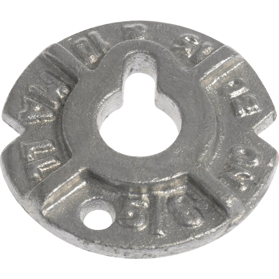 The Hillman Group 25-lb 3/8-in Hot Dipped Galvanized Standard (SAE) Malleable Washers