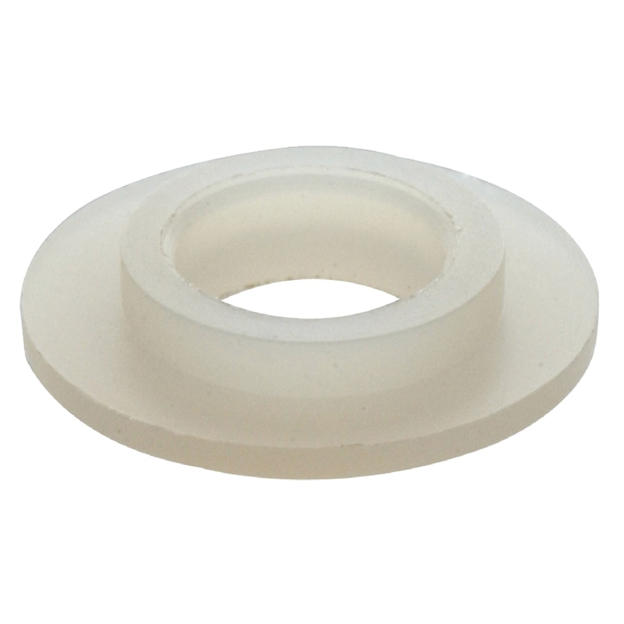 The Hillman Group 25-Count 3/8-in Nylon Standard (SAE) Finishing Washers