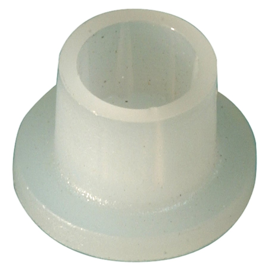 The Hillman Group 1/4-in x 1/4-in Clear Plastic End Cap