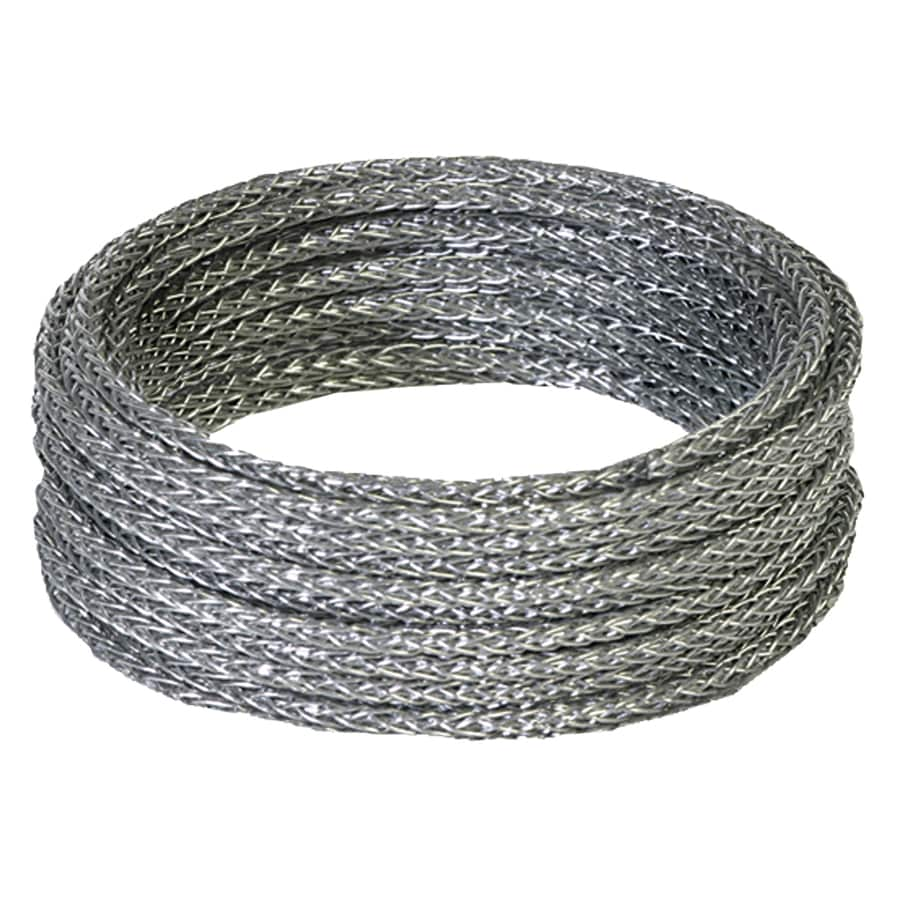 Shop Hillman 25-ft Braided Picture Hanging Wire at Lowes.com