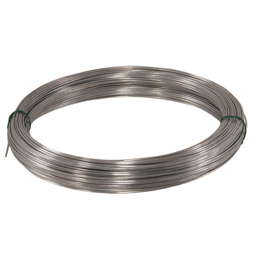 The Hillman Group 16 Gauge Galvanized Utility Wire