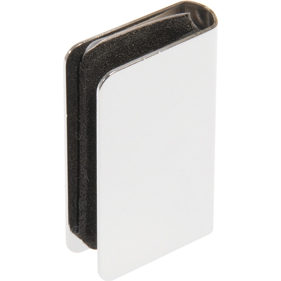 The Hillman Group 3-Pack Chrome Cabinet Strike Plates