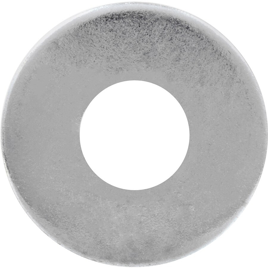#10 Flat Washers Commercial Standard Quantity 100 By Fastenere Plain Finish Stainless Steel 18-8