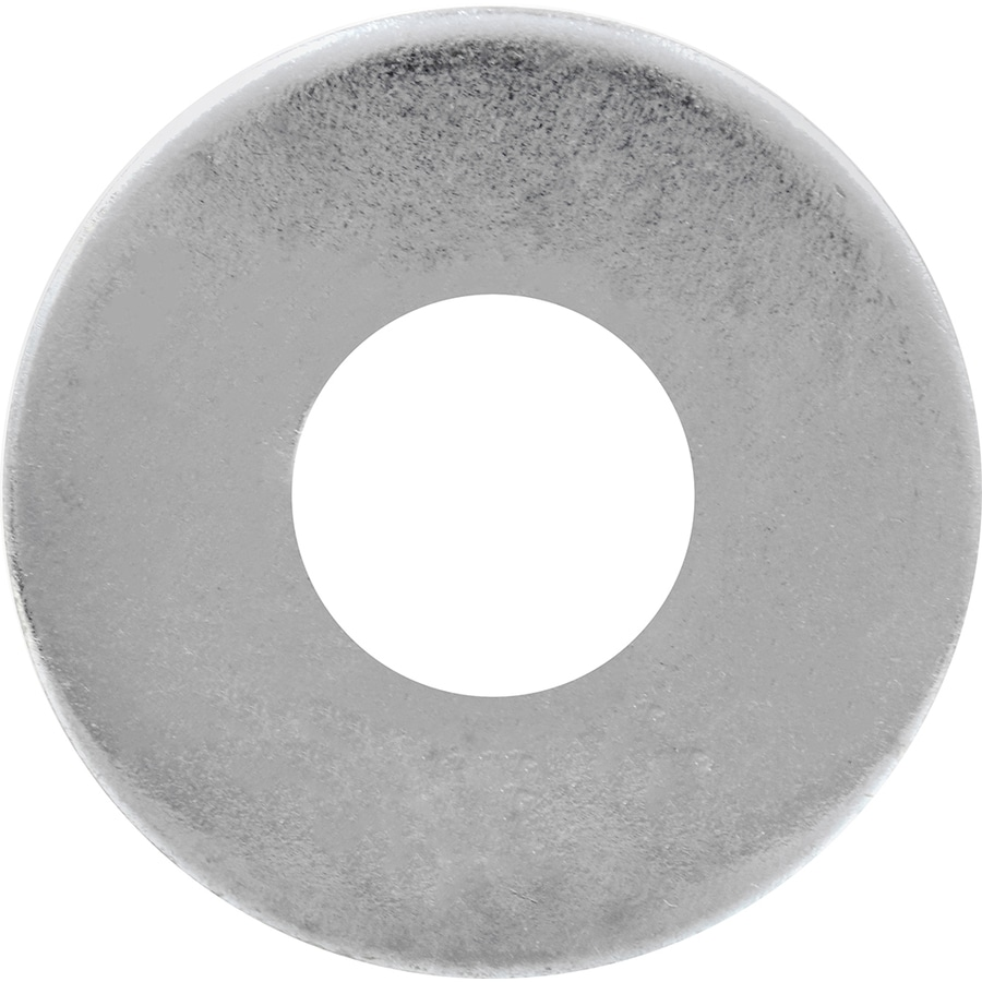 Hillman 1.25-in Zinc-Plated Standard (SAE) Flat Washer
