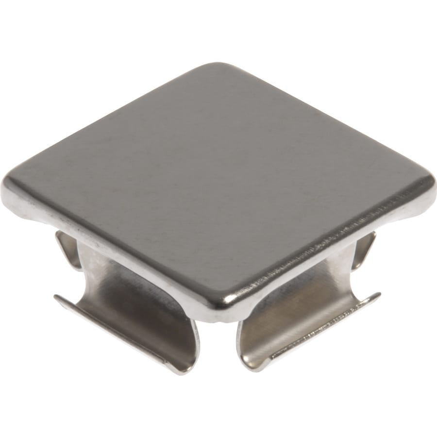 The Hillman Group 6-Pack Nickel Plated Metal Grommets