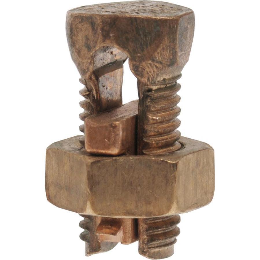Hillman 3/16-in Copper Split Bolt
